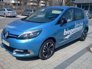 Renault vorne